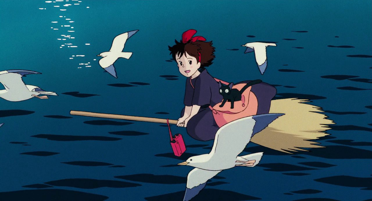 Growing Up. What Kiki's Delivery Service can teach… | by Geoffrey Bunting |  Medium